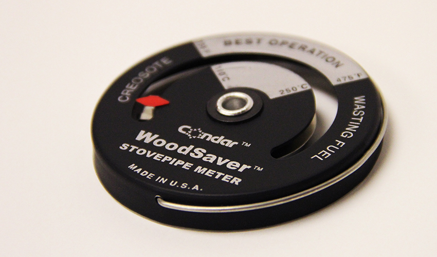 Condar Stovepipe Thermometers